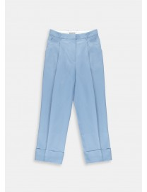 VIBEZ PANTS CHAMBRAY CHAMBRAY